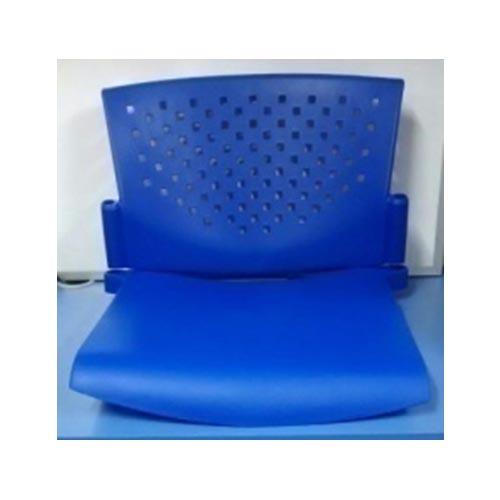 Asiento Azul Moblandino Y Plastico Buterfly Respaldo Tc1lKJF